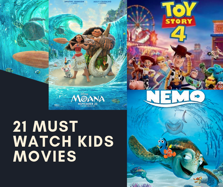 21 Must Watch Popular Kids Movies -mommy