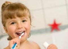 dental health care for children