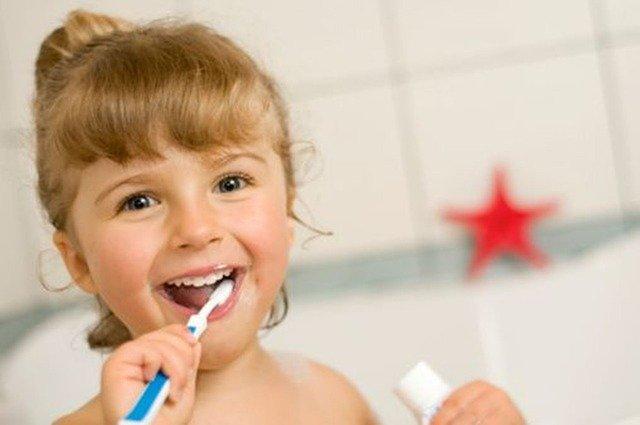dental health care for children